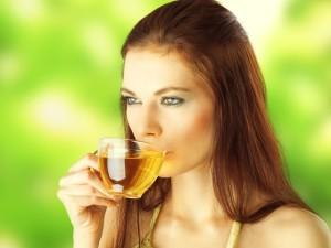 зеленый чай при беременности польза