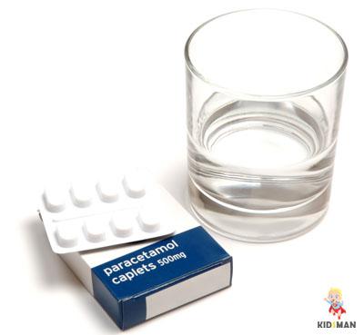 как дозировать парацетамол при лактации