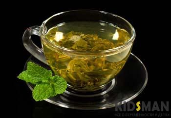 чай из травы