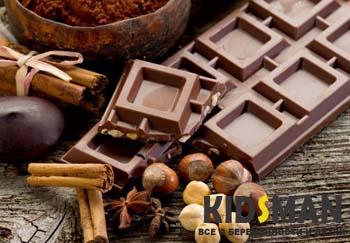 шоколад и его разнообразие