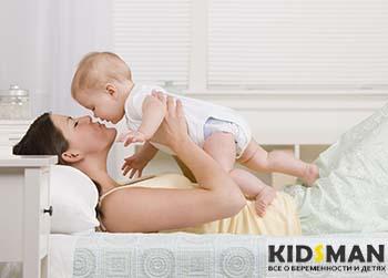 Режим для ребенка 5 месяцев