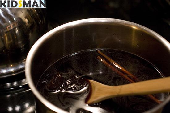 Приготовление компота из чернослива для грудничка