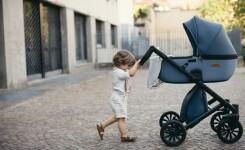 ТОП-10: Коляски с надувными колесами для детей