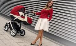 ТОП-3: Коляски Camarelo для детей