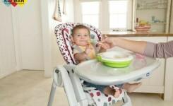 ТОП-3: стульчики для кормления Inglesina