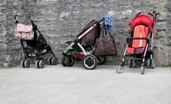 ТОП-5: Коляски с полиуретановыми колесами для детей