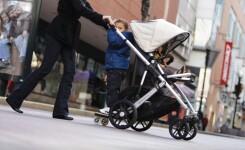 ТОП-4: Коляски с пластиковыми колесами для детей