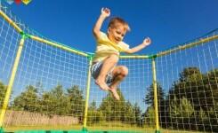 ТОП-10: батуты для детей