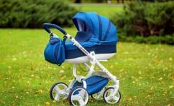 ТОП-10: Коляски для детей с полугода
