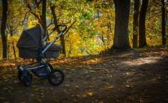 ТОП-10: Коляски с резиновыми колесами для детей