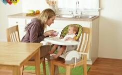 ТОП-4: стульчики для кормления Гном