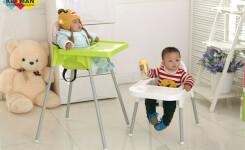 ТОП-5: стульчики для кормления Capella