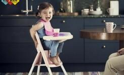 ТОП-3: стульчики для кормления Jetem