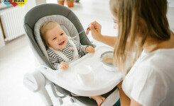 ТОП-6: стульчики для кормления Happy Baby