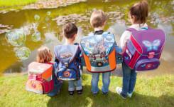 ТОП-10: Детские рюкзаки, ранцы Hummingbird