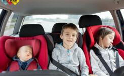 ТОП-15: недорогие автокресла для детей