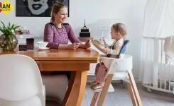 ТОП-6: стульчики для кормления Cam