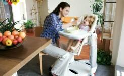 ТОП-3: стульчики для кормления Carrello