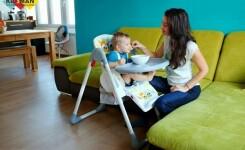 ТОП-3: стульчики для кормления Baby Care
