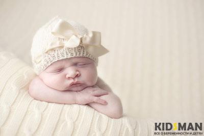что умеет ребенок в первый месяц жизни