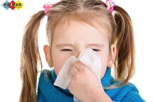 Детские антибиотики