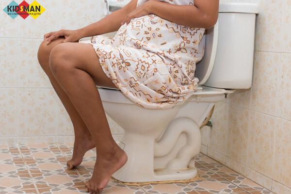 Диарея при беременности — причины и лечение
