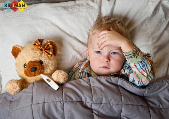 Свечи от температуры для детей